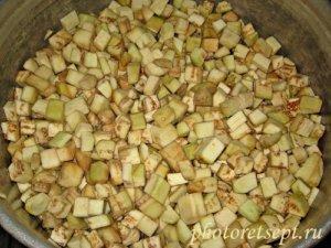 баклажаны в маринад