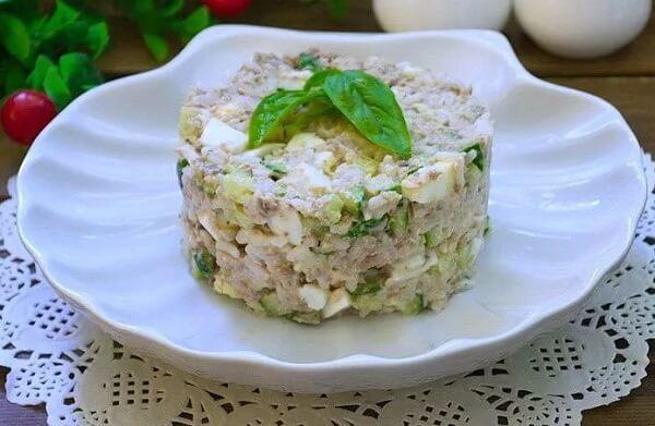 консервный салат