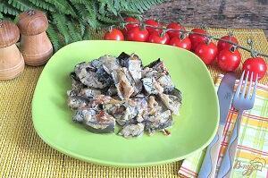 баклажаны как грибы рецепт 1
