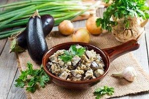 баклажаны как грибы рецепт 3