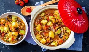 рагу овощное с баклажанами классический рецепт