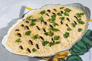 салат березка фото 1