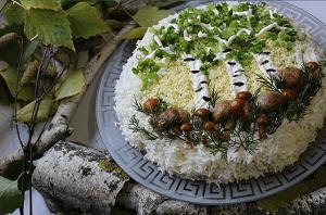 салат березка фото 2