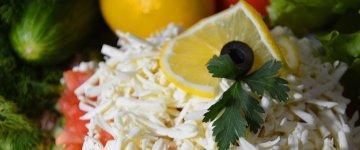 простые салаты вкусные рецепты