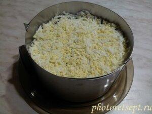 яйца тертые в салат