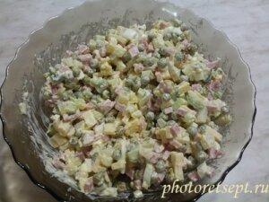 салат елка ингредиенты
