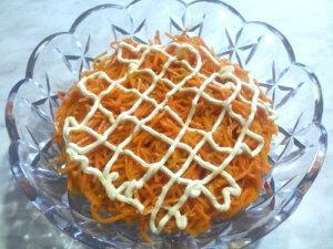 фото 4 корейская морковка майонез
