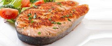 горбуша рыба сочная жарим сковорода