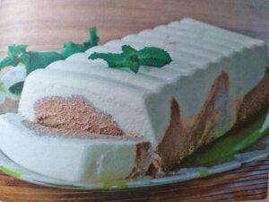пасха ванильная с какао