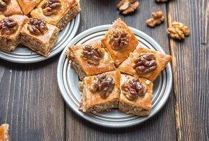 пахлава армянский рецепт