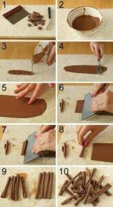 детский торт шоколад 2