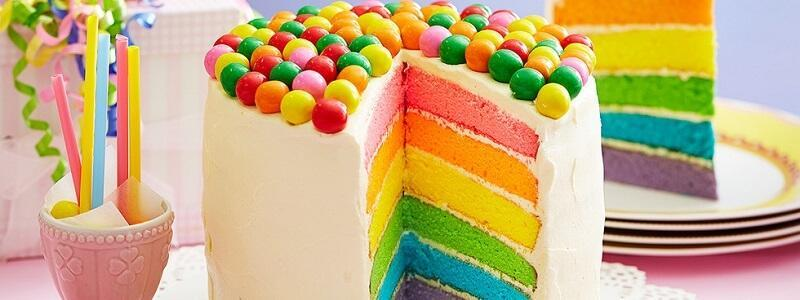 Как украсить торт на день рождения ребенка 2 года thumbnail