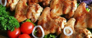 как замариновать шашлык курица кефир рецепт