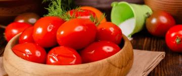 помидоры холодным способом рецепт с фото