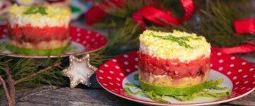 новогодние салаты рецепты
