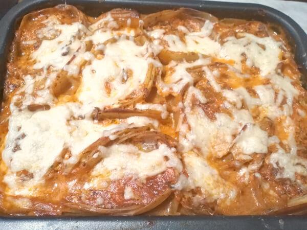 сыром плавленным розы картофель