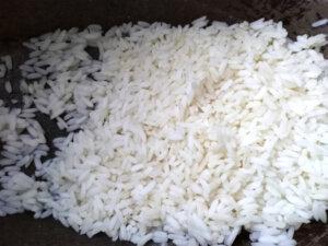 рис до полуготовности
