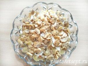 6 слой грибы