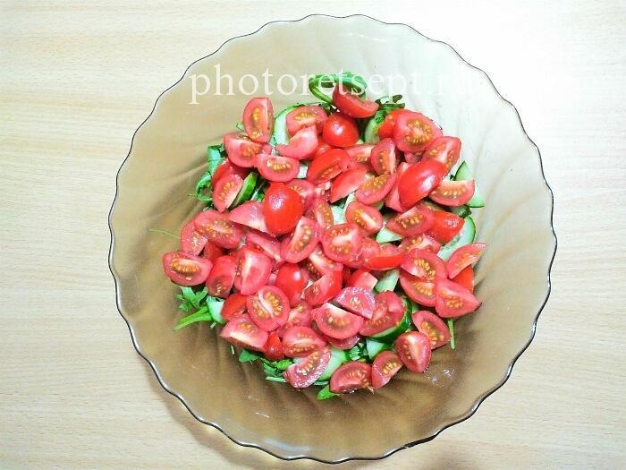 3 помидоры черри