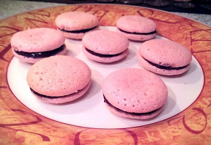 печенье вместо макарон