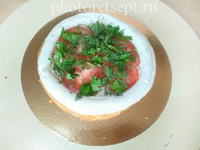 zelen' pomidor