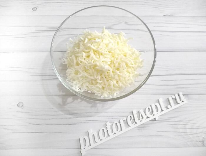 сулугуни сыр тертый