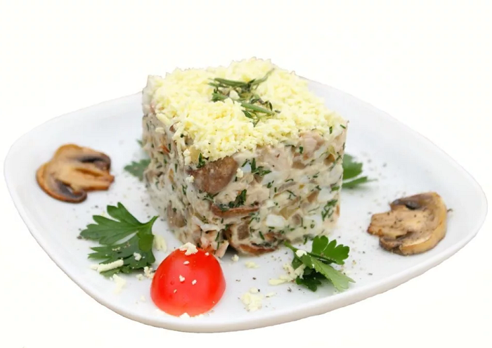 салат с вечера фото 1